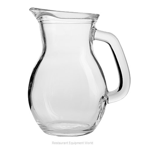 Cardinal Glass FJ000 Pitcher, Glass