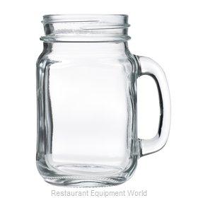Cardinal Glass FK203 Glass, Mason Jar
