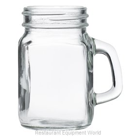 Cardinal Glass FK209 Glass, Mason Jar