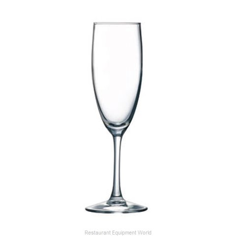 Cardinal Glass H0656 Glass Champagne (Magnified)