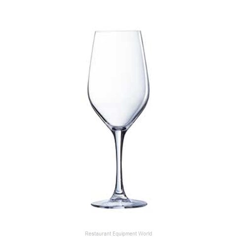 Cardinal Glass H2091 Glass, Wine (Magnified)