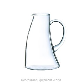 Cardinal Glass H3009 Pitcher, Glass