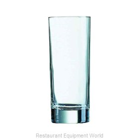 Cardinal Glass J4227 Glass, Hi Ball
