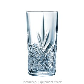 Cardinal Glass L7255 Glass, Hi Ball