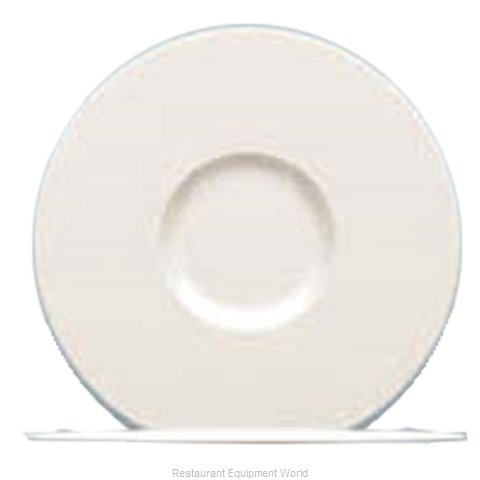Cardinal Glass S1110 China Service Plate (Magnified)