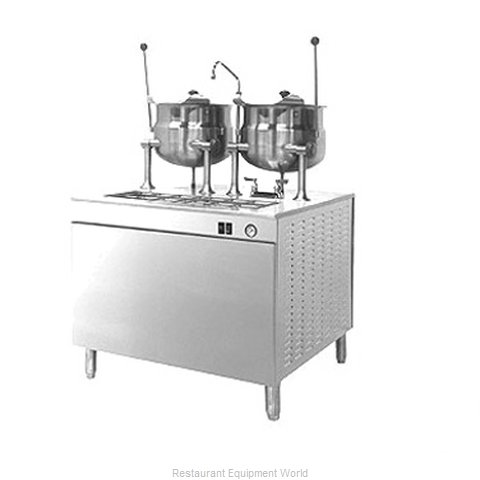 Cleveland Range 18DMK6 Kettle Cabinet Assembly Direct-Steam