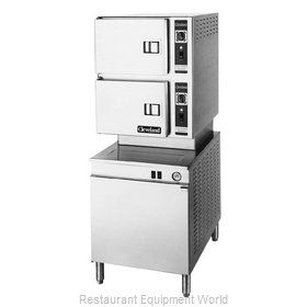 Cleveland Range 24CGM200 Steamer, Convection, Gas, Floor Model