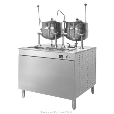 Cleveland Range 24DMK6 Kettle Cabinet Assembly, Electric