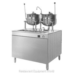 Cleveland Range 24DMK6 Kettle Cabinet Assembly, Electric