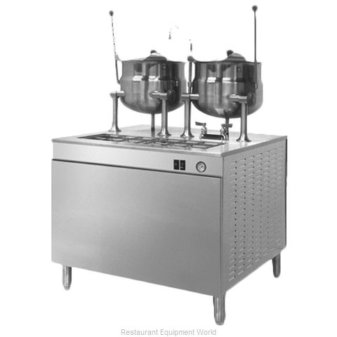 Cleveland Range 24EMK624 Kettle Cabinet Assembly Electric