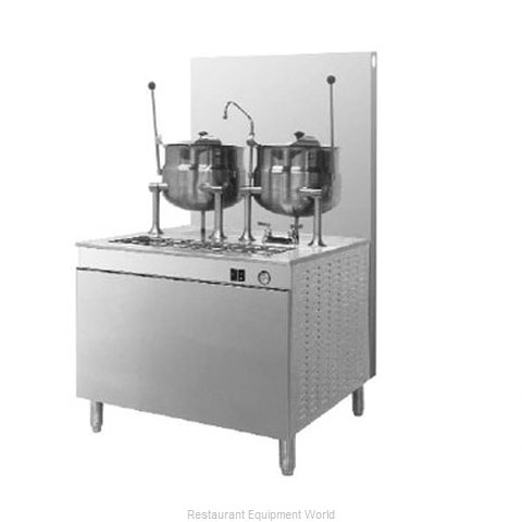 Cleveland Range 24GMK6200 Kettle Cabinet Assembly Gas