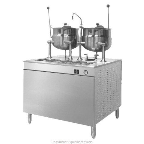 Cleveland Range 36DMK1010 Kettle Cabinet Assembly, Electric