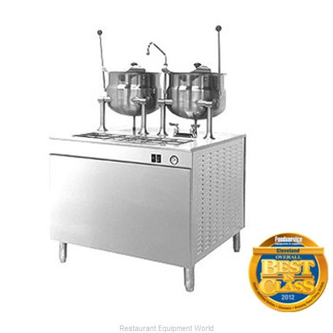 Cleveland Range 42DMK111 Kettle Cabinet Assembly Direct-Steam (Magnified)