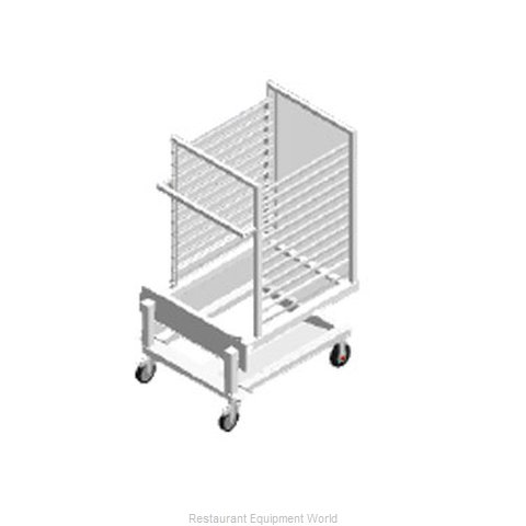 Cleveland Range CPRT1220 Plate Roll-In Trolley