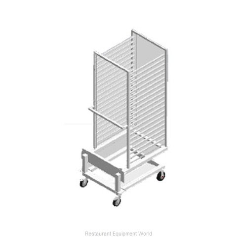 Cleveland Range CPRT2020 Plate Roll-In Trolley