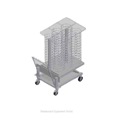 Cleveland Range CSRT1220 Shelf Roll-In Trolley