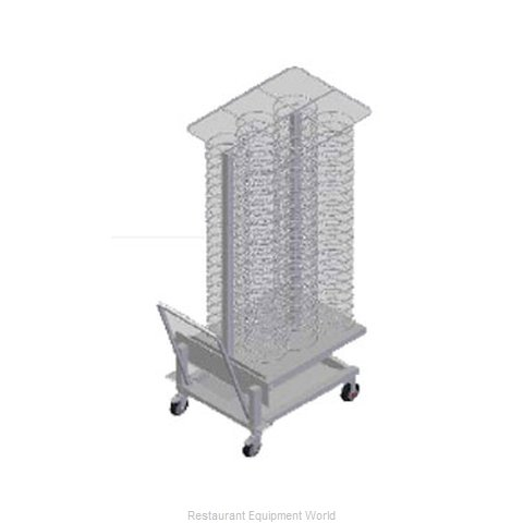 Cleveland Range CSRT2020 Shelf Roll-In Trolley