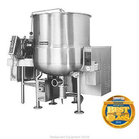Cleveland Range HA-MKGL-80 Kettle Mixer Gas