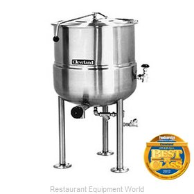 Cleveland Range KDL-200 Kettle Direct Steam