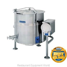 Cleveland Range KEL-40-T Steam Jacketed Kettle