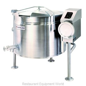 Cleveland Range KEL40TSH Kettle, Electric, Tilting