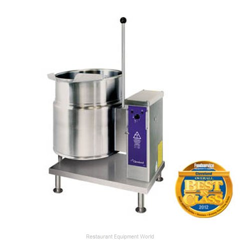 Cleveland Range KET-20-T Steam Jacketed Kettle