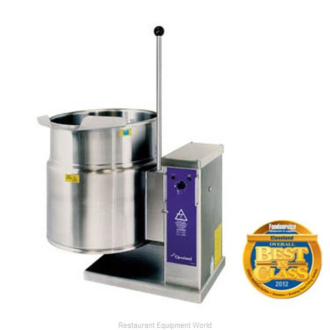 Cleveland Range KET-3-T Steam Jacketed Kettle