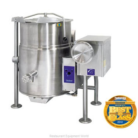 Cleveland Range KGL-25-T Steam Jacketed Kettle
