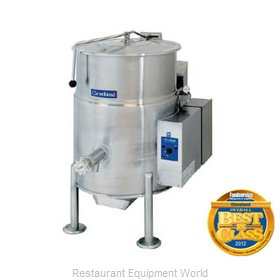 Cleveland Range KGL-25 Steam Jacketed Kettle