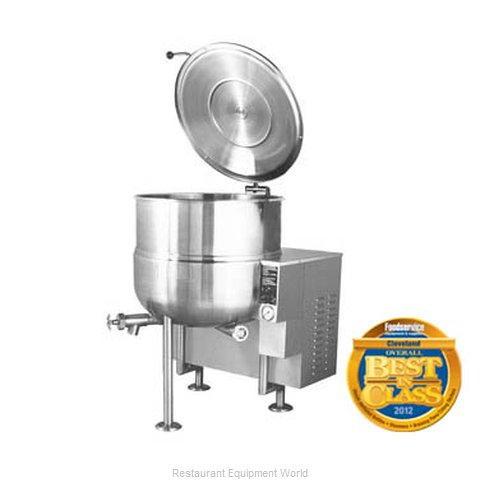Cleveland Range KGL-40 Steam Jacketed Kettle (Magnified)