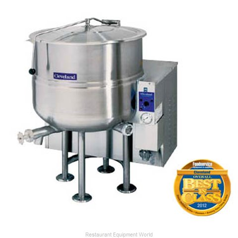 Cleveland Range KGL-80 Steam Jacketed Kettle