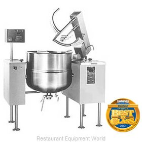 Cleveland Range MKDL-125-T Kettle Mixer Direct-Steam