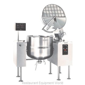 Cleveland Range MKDL100T Kettle Mixer, Direct-Steam