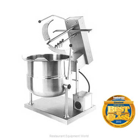 Cleveland Range MKDT-12-T Kettle Mixer Direct Table Top