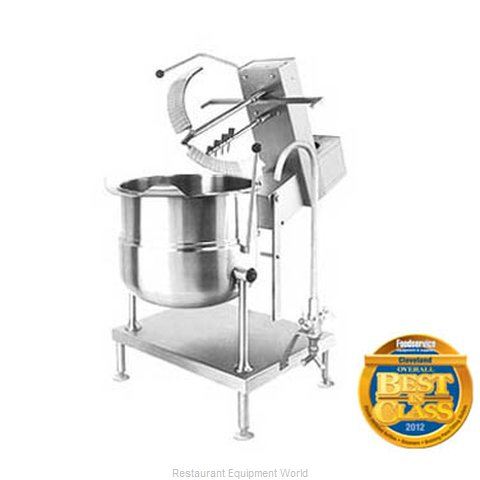 Cleveland Range MKDT-20-T Kettle Mixer Direct-Steam (Magnified)