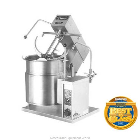 Cleveland Range MKET-12-T Kettle Mixer Electric Table Top