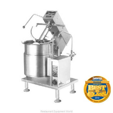 Cleveland Range MKET-20-T Kettle Mixer Electric Table Top