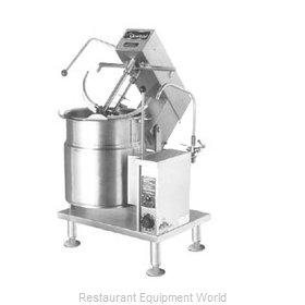 Cleveland Range MKET20T Kettle Mixer, Electric, Countertop