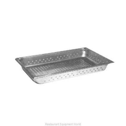 Cleveland Range PP25 Perforated Steam Table Pan