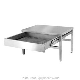 Cleveland Range ST28 Equipment Stand, for Steam Kettle
