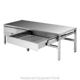 Cleveland Range ST42 Equipment Stand, for Steam Kettle