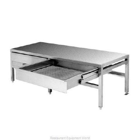 Cleveland Range ST55 Equipment Stand, for Steam Kettle