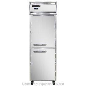Continental Refrigerator 1F-HD Freezer, Reach-In