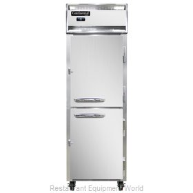 Continental Refrigerator 1F-LT-HD Freezer, Low Temperature, Reach-In