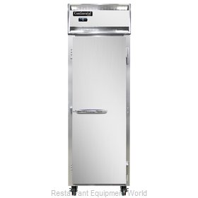 Continental Refrigerator 1F-LT-SA Freezer, Low Temperature, Reach-In