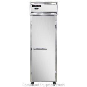 Continental Refrigerator 1F-SA-PT Freezer, Pass-Thru