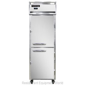 Continental Refrigerator 1F-SS-HD Freezer, Reach-In