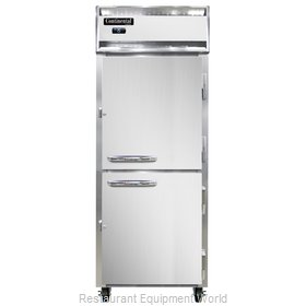 Continental Refrigerator 1FE-LT-HD Freezer, Low Temperature, Reach-In