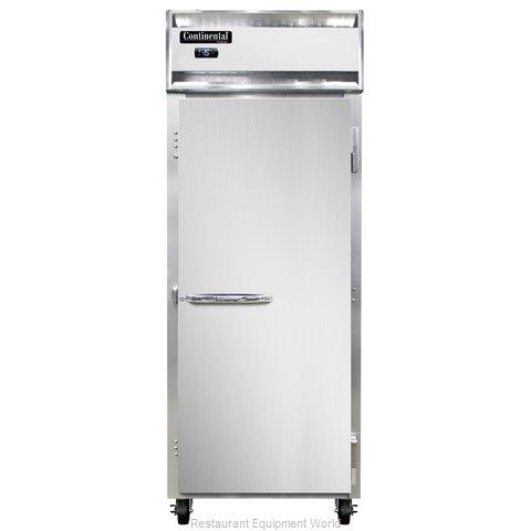 Continental Refrigerator 1FE-LT-SA Freezer, Low Temperature, Reach-In
