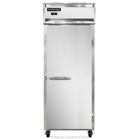 Continental Refrigerator 1FE-PT Freezer, Pass-Thru